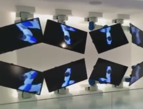 Freakishly Cool Video Wall