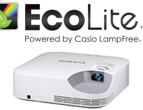 Casio Grows Their Lamp-Free Projector Line Up