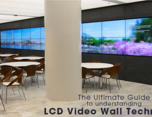 LCD Video Wall Technology
