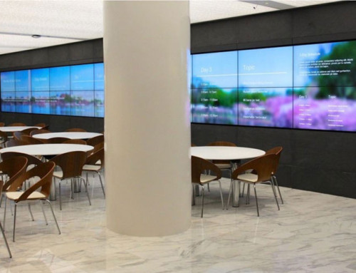 Video Walls Take Off