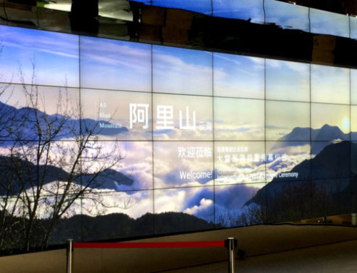 18k Video Wall 10 meters wide