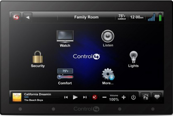 control system home