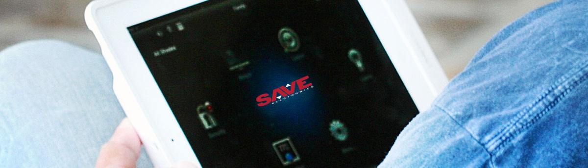 save electronics home control system