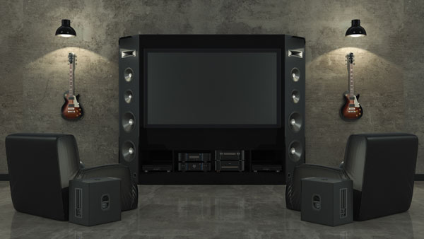 SAVE Electronics home theater design install
