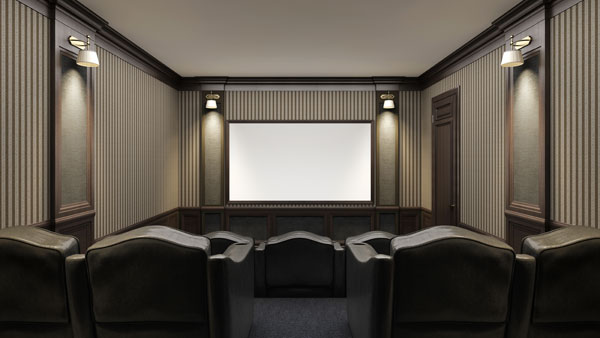 Home Theater Design Save Electronics