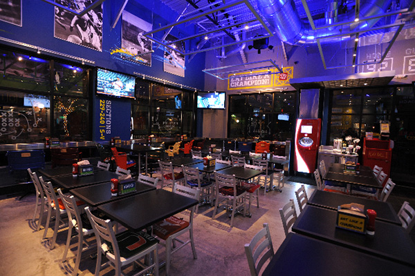 restaurant led lighting, commercial led lighting, commercial lighting systems, commercial lighting installation